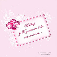 Motto na svatební oznámení: A slibuji...