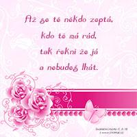 Svatební verš: Až se tě někdo zeptá...