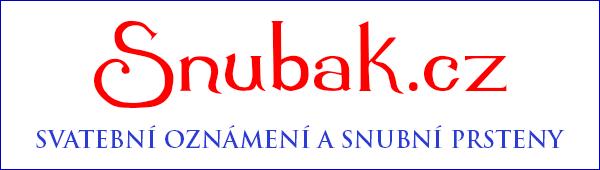 Snubak.cz, svatební oznámení a snubní prsteny